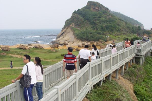 Taiwan shore