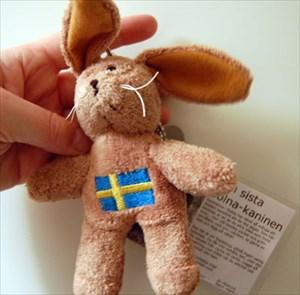 Solna-kaninen hemma i Sumpan ;)