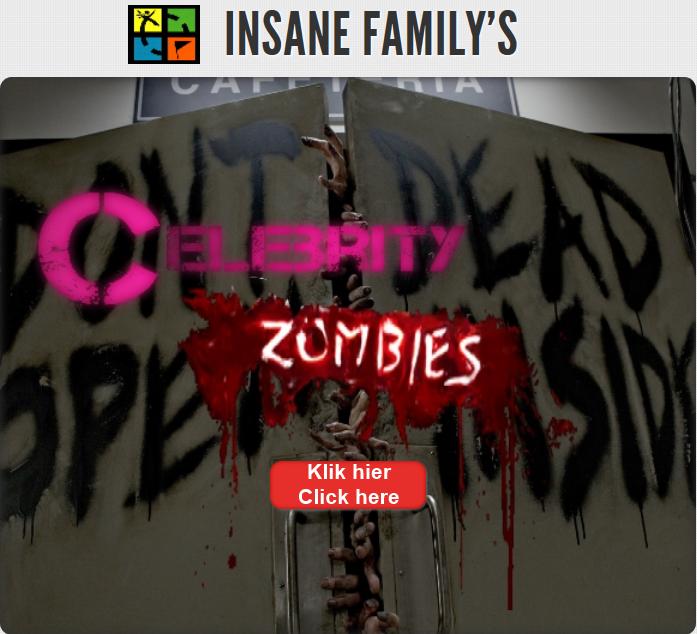 Celebrity Zombies