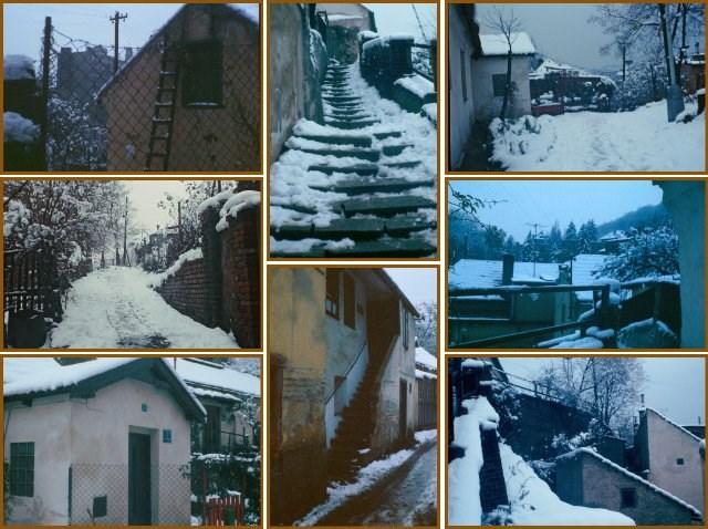 Osada na Buďánkách 1985