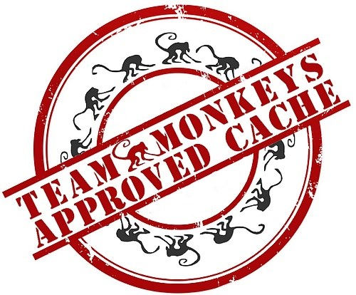 team monkeys approved cache