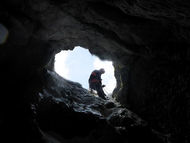 Kletterausrüstung T5 : Gc5j9m9 sinkhöhle t5 traditional cache in kärnten austria created