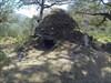 A cabana da touça log image