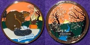 Wildlife Muggles - Bucky Beaver