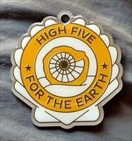 Jon-Jon's High Five For the Earth