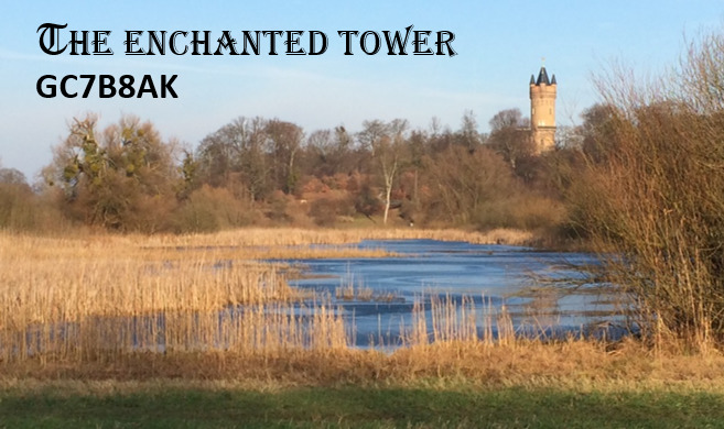 The enchanted tower - Banner