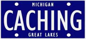 Michigan Licenceplate