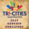 Tri-Cities 2015 Geocoin Challenge