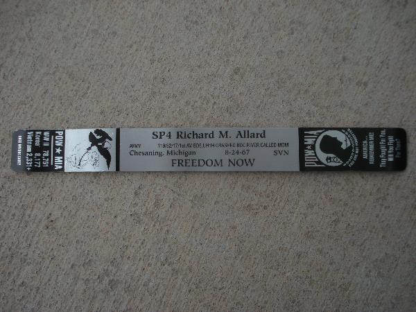 Gallery Images Related To Pow Mia Bracelets