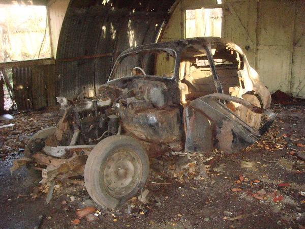 Wartime car?
