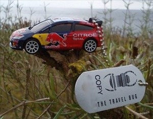 Latest version of car - Red Bull Citroen