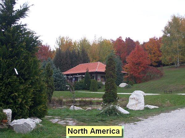 Severná Amerika/North America