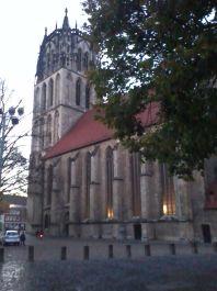 Überwasserkirche (Treffpunkt bei Tageslicht)