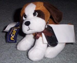 Skeller Dog closeup