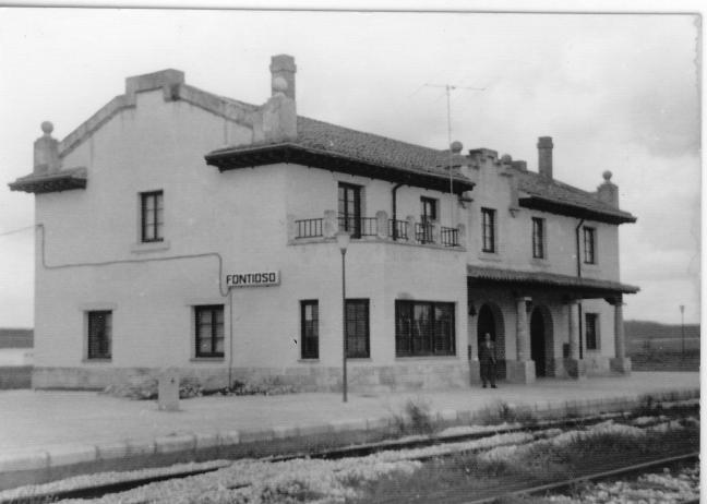Estación de Fontioso Antigua