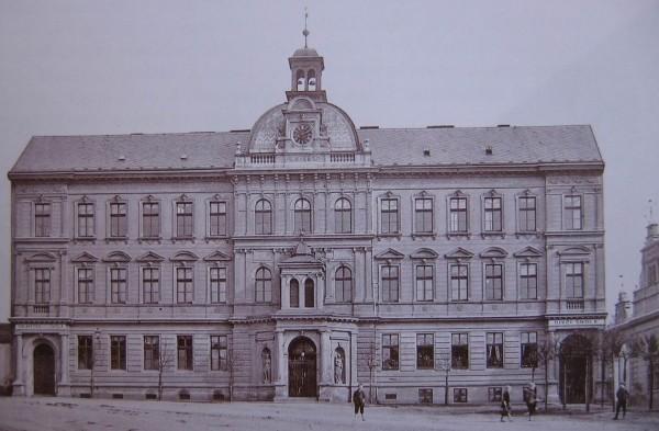 Skola v minulosti