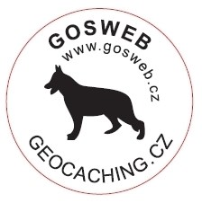 Czech Wood Gosweb Geocoin 1
