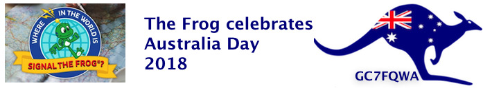 Event: The Frog celebrates Australia Day 2018
