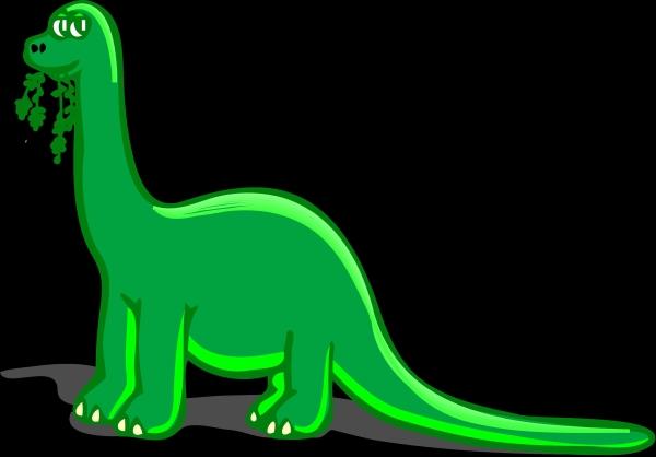 Brontosaurus yöllä