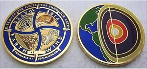 Yanagis 4 Elements Coin