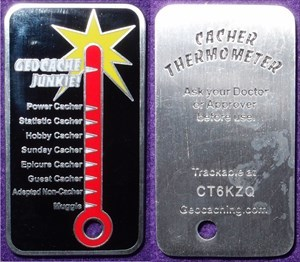 Cacher Thermometer