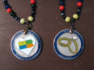 Front and Back of Necklaces