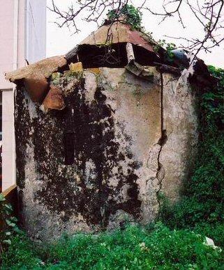 Moinho de Esgueira ainda com telhado