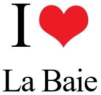 I ❤️ La Baie
