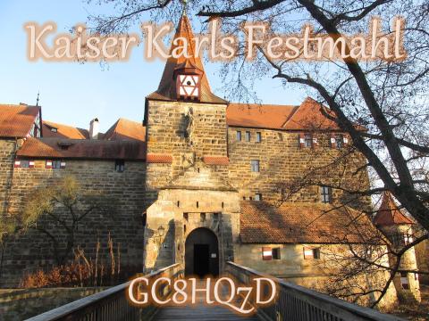 Kaiser Karls Festmahl - Adventure Lab Bonus