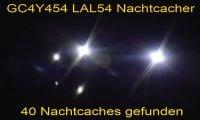 LAL54 Nachtcacher gold