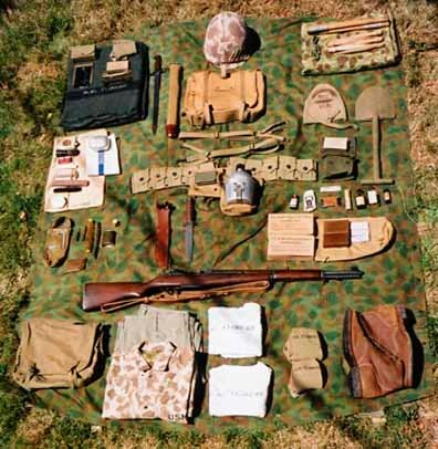 GC4AC9Q USMC-042-782 Gear (Traditional Cache) in California