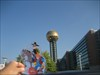 <span class=&quot;LogImgTitle&quot;>Knoxville Sunsphere</span><p class=&quot;LogImgDescription&quot;>The iconic Sunsphere from the 1982 World&amp;#39;s Fair in Knoxville.</p>