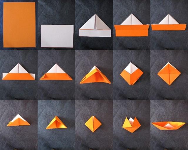 schiff falten aus papier anleitung die besten b cher zum download. Black Bedroom Furniture Sets. Home Design Ideas