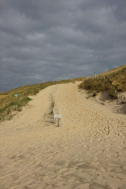 strandopgang