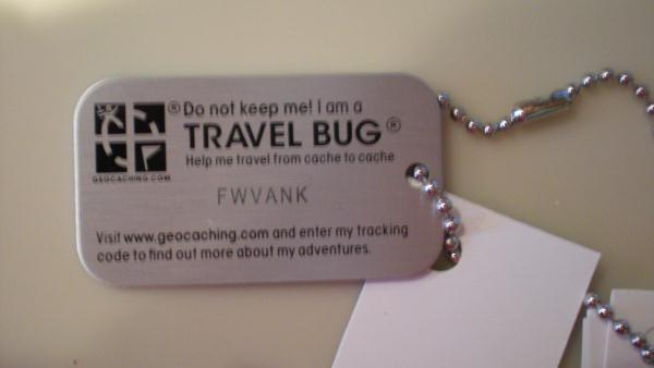 Egyptian Mummy Pour Geocaching-traçable Tag-oléfines Travel Bug