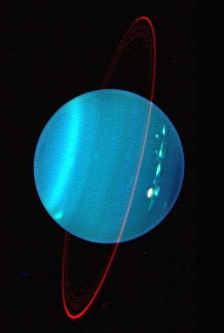 Uranus by HST