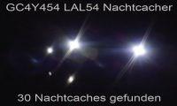 LAL54 Nachtcacher silber
