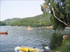 Recreation on Pocuvadlo lake