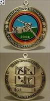 Worldchampionship 2006 Geocoin