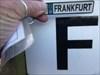 F for Frankfurt!