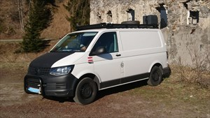VW T6 Offroad vehicle