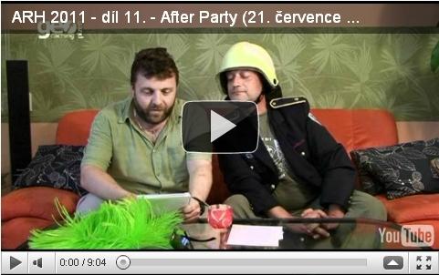 Videozpravodajství 21.7.2011 - klikem spustit