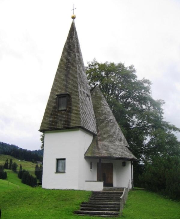bruder klaus kapel maps
