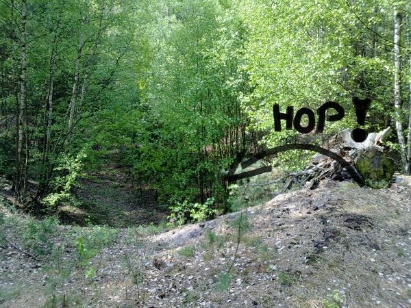 Místo na skoky :-)