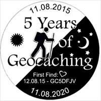 Entwurf 5-Jahres-Woodcoin