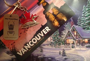 Merry Christmas from Vancouver!