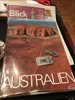 In ein paar Tagen reisen wir zusammen nach Australien. In a few days we travel together to Australia.Greez Pitfeder, Basel-Switzerland