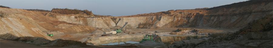 Panorama Sandgrube