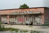 Playland in ruins