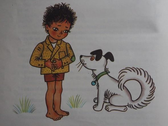 Hrdina č.2 se psem